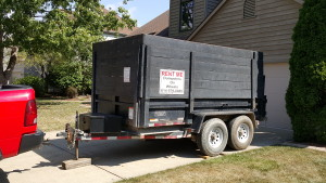 dumpster rental Columbus Ohio 13 yard dumpster